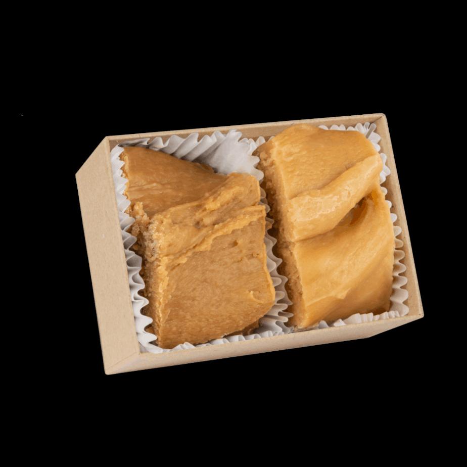 2 piece fudge box