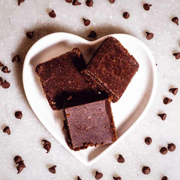 Chocolate Vegan Fudge